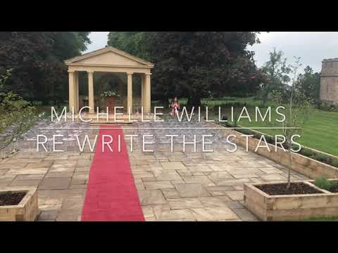 Re write the stars cover