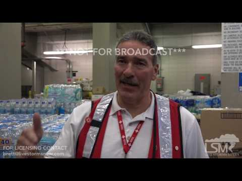 1-26-17 Albany, Georgia Tornado Recovery - Red Cross SOT - Civic Center Cooking