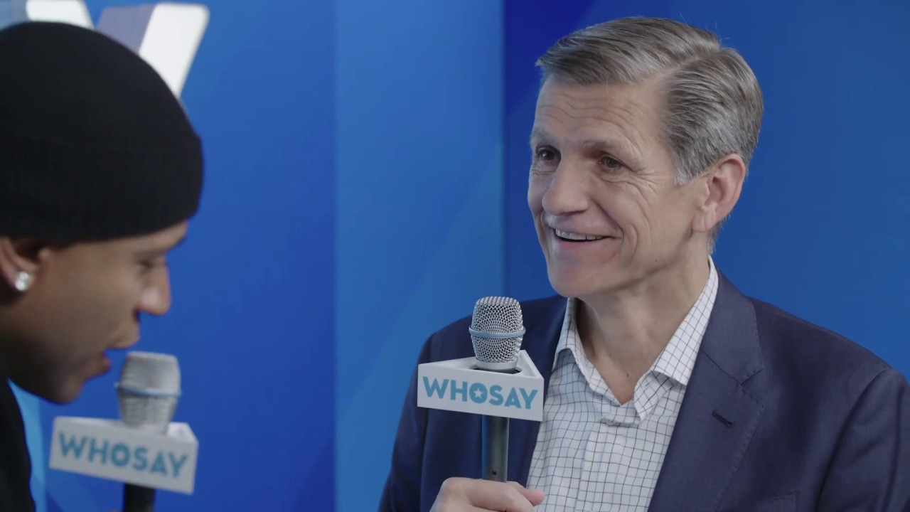P&G's Marc Pritchard Says Gillette Ad Redefines the Best a Man Can Get |  WHOSAY