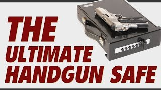 Handgun Safe built by Titan Gun Safe