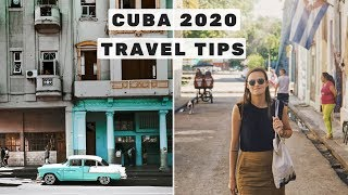 EVERYTHING You Need To KNOW BEFORE Traveling to CUBA in 2020