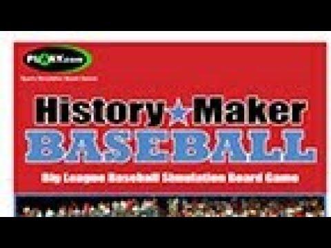 Game 108 Atlanta Braves 1987 Replay - History Maker Baseball