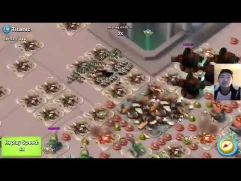 CHECKPOINT OPERATION 810 FORCE POINTS TAKEDOWN | Boom Beach | 400 INTEL