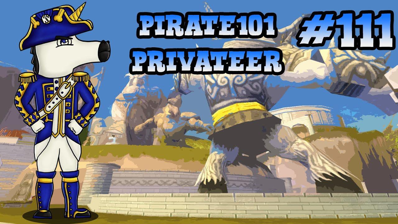 Pirate101 | Privateer | Aquila #111