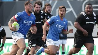 HIGHLIGHTS | New Zealand Heartland XV v Samoa - 2019