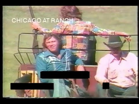 Terry Kath and Chicago in Meanwhile Back At The Ranch 1974