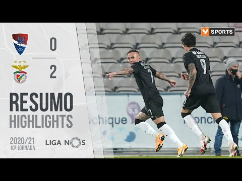 Gil Vicente Benfica Goals And Highlights