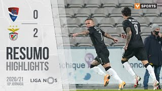 Highlights   Resumo: Gil Vicente 0-2 Benfica (Liga 20/21 #10)
