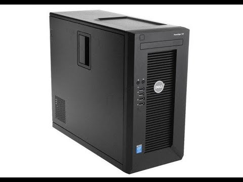 How to boot a Dell PowerEdge T30 from USB - YouTube