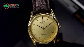 Review Đồng hồ Casio MTP-1094Q-9A [4K] | AMwatch.vn