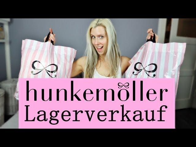 Hunkemöller Lagerverkauf - XXXL Dessous Haul - Shopping Eskalation