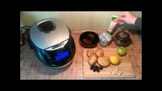 Домашние видео рецепты - салат из свеклы с хреном в мультиварке