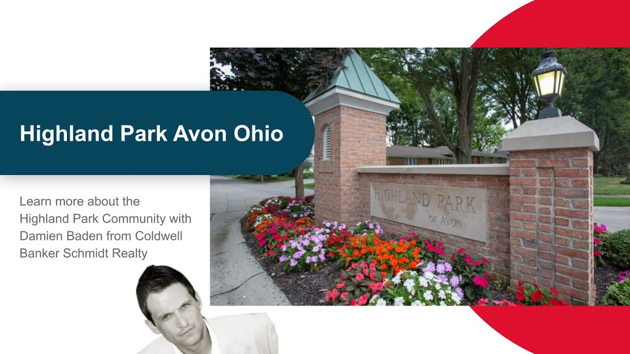 Highland Park Avon Ohio