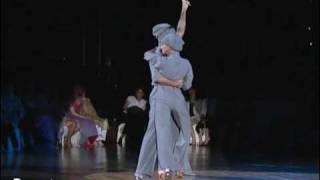 Beata & Max Kozhevnikov - WSSDF 2009 - Swing / Rumba