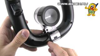 Sidex.ru: Видеообзор руля Xbox 360 Wireless Speed Wheel 2ZJ-00003
