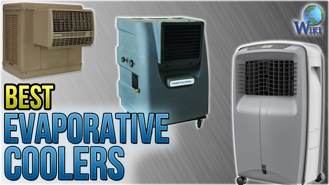 10 Best Evaporative Coolers 2018