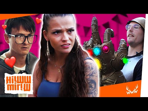 Verbotene Liebe: Loser Steht Auf Heiße Gang-Chefin   Hilwww Mir! (mit Dima)