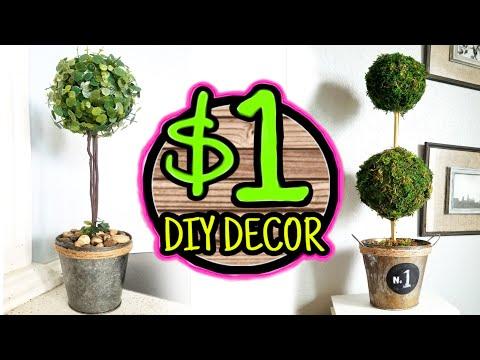 Dollar Tree DIY Pottery Barn Home Decor