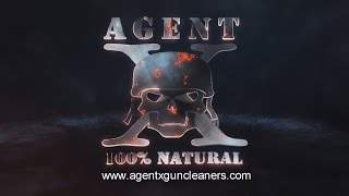 Agent X GUN SOLVENTS, CLEANERS, AND LUBRICANTS