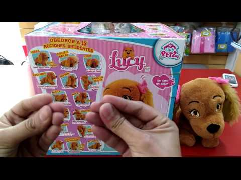 Inteligente La Imc Lucy Perrita Toys Youtube 8nm0NwOv