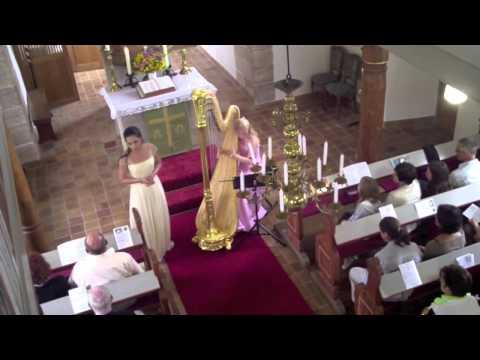 Barbara Allen,arr. D.Watkins, Meike Leluschko(Sopran)&Jenny Meyer(Harfe)