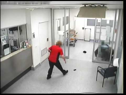 Hospital Staff Violently Attacked by Patient in Brisbane