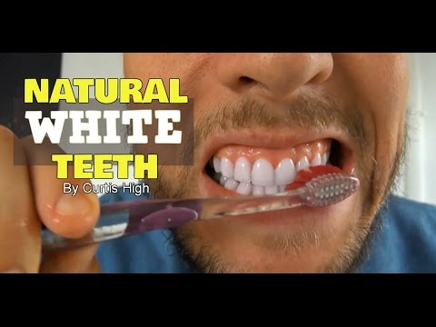 Fitness YouTuber | Natural White Teeth | Curtis High