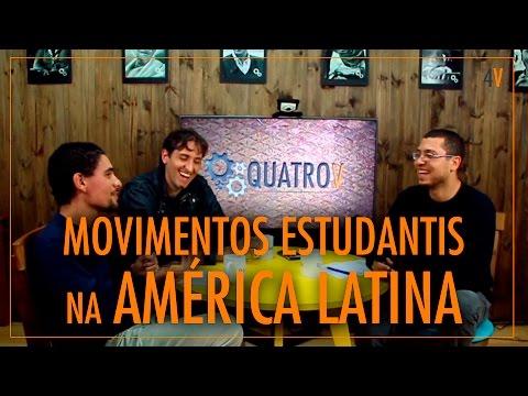 Movimentos estudantis na América latina