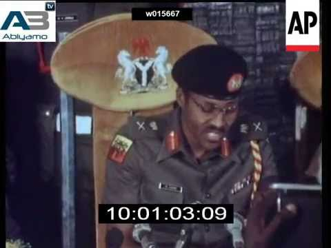 General Muhammadu Buhari Takes Over In 1983, Leads Fight Aga