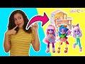 CAPSULE CHIX Dolls Vending Machine To Shopping Mall For Dolls