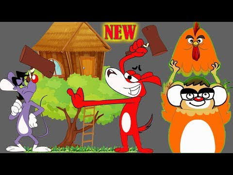 Rat-A-Tat |'Don's Tree House + Charley's Chickens NEW Episode'| Chotoonz Kids Funny Cartoon Videos