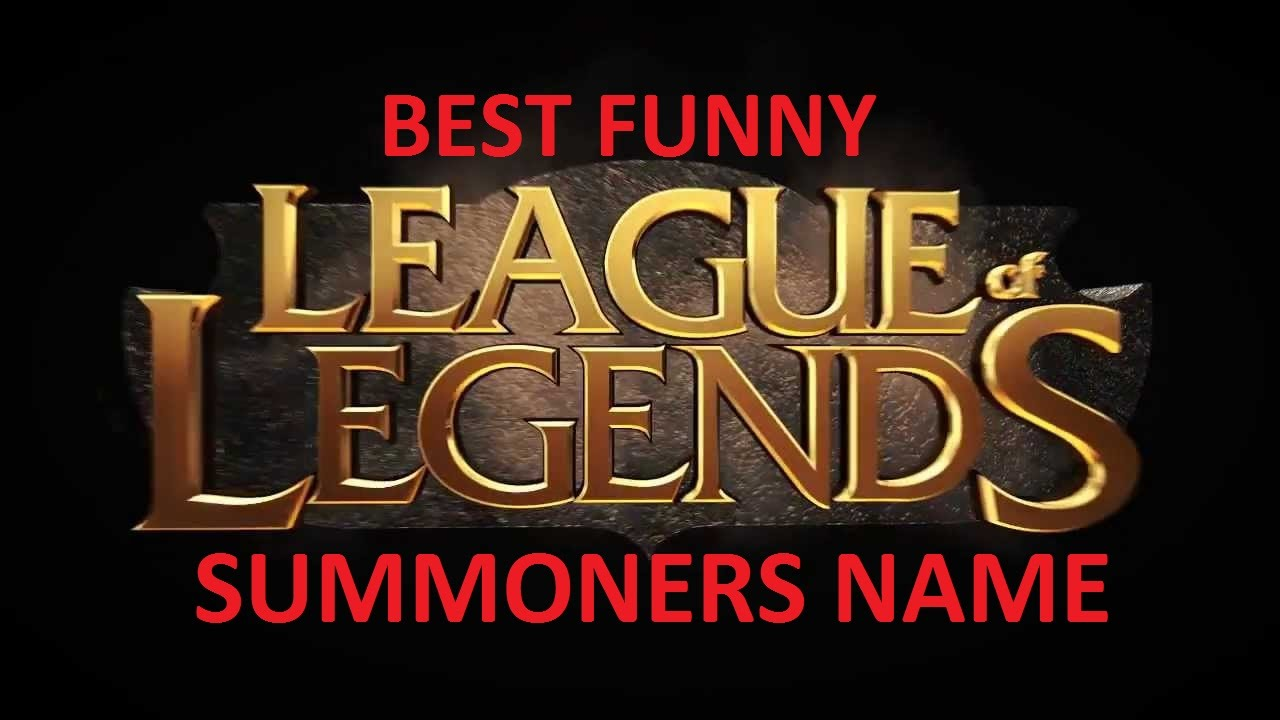 leage of legends how to change name