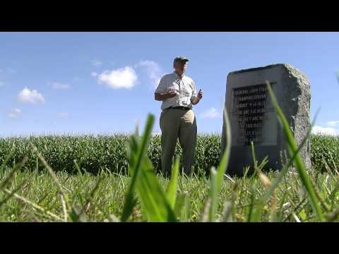 History...Where it Happened - Bennington Battlefield 05.11.15