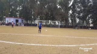Football Cup Panam 16 Jan 2019 1st Semifinal Match  Gharshankar vs Dhamai