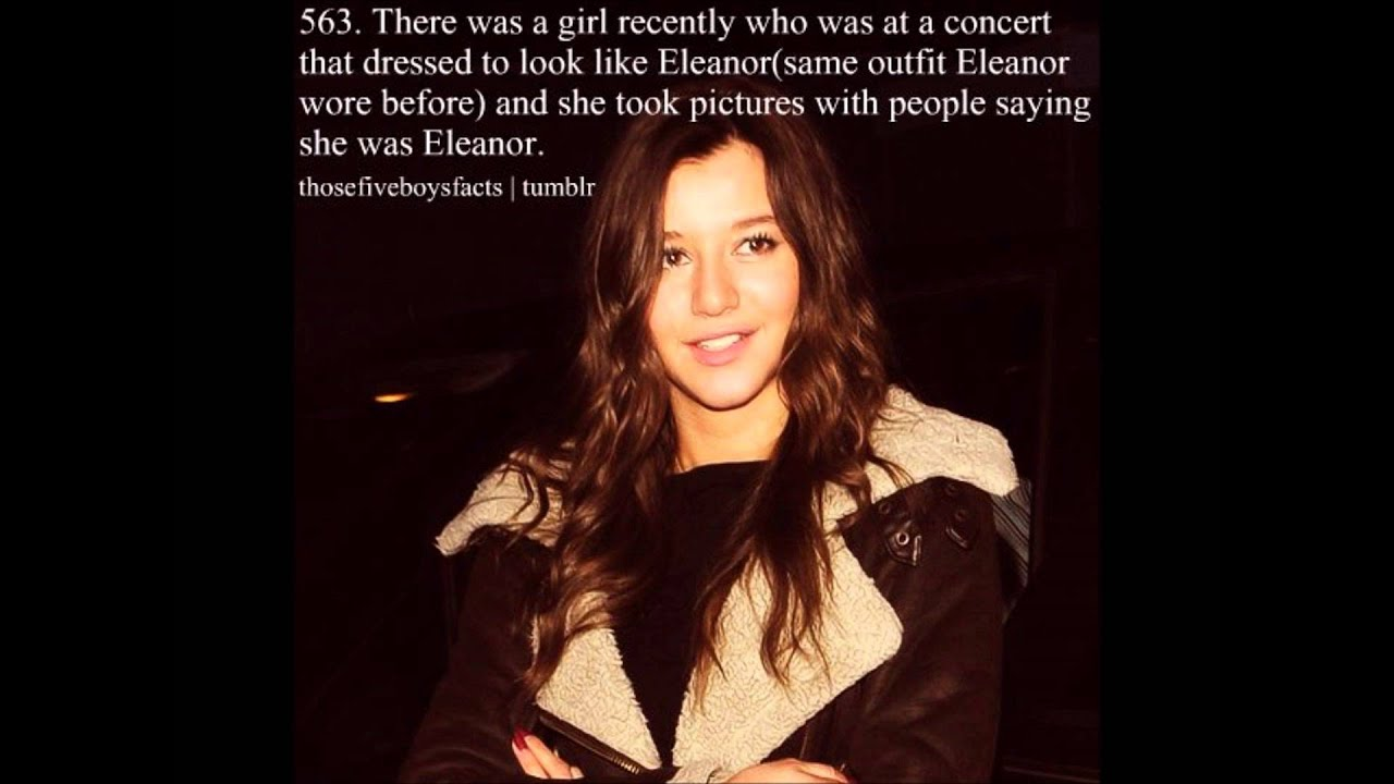 Eleanor Calder Facts - YouTube