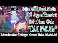 CAK PAKAM  SULTAN Live Sumber Rahayu M E  22 04 18  Created By Royal Studio