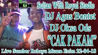 CAK PAKAM SULTAN Live Sumber Rahayu M E 22 04 18 Created By Royal Studio