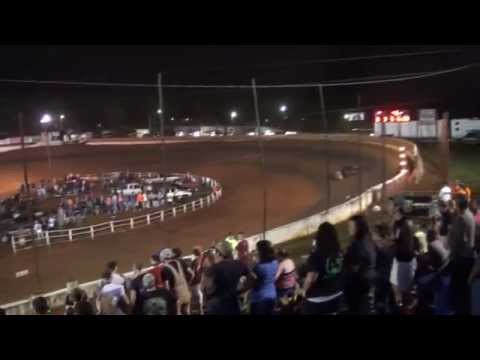 2015 Toyota of Knoxville 50 Late Model Race @ Tazewell Speedway 05/29/15