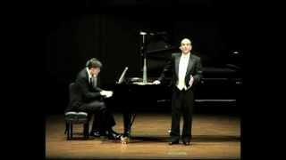 """Franz Schubert """"Der Lindenbaum"""" (Winterreise, 5)"""