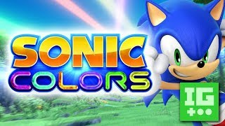 Sonic Colors (Wii) - Overrated? - IMPLANTgames