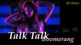 (4th Album I GOT A BOY) Girls'Generation Talk Talk -HD- Image/V 少...