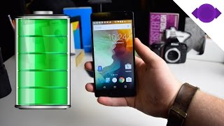One Plus 2 Battery life and Charging Mini Review