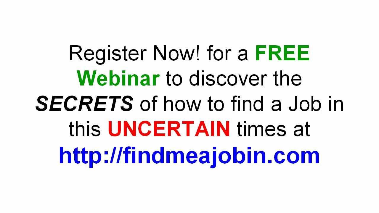 how to jobs job interview tips online job webinar how to jobs job interview tips online job webinar
