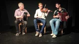 Martin O'Neill  on Bodhrán, teacher's recital - Craiceann 2013 video notes