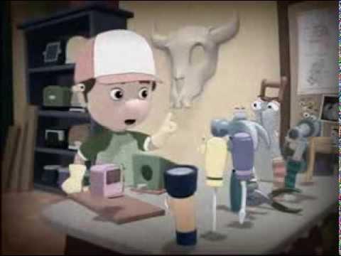 Disney Junior España   La Escuela de Herramientas de Manny Manitas  la cinta métrica