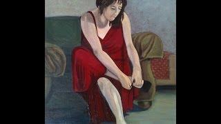 Lady in Red Medium