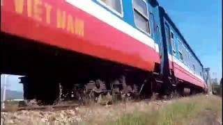 Fastest trains in Viet nam