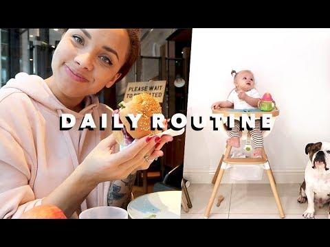 DAILY ROUTINE | Mum & Baby