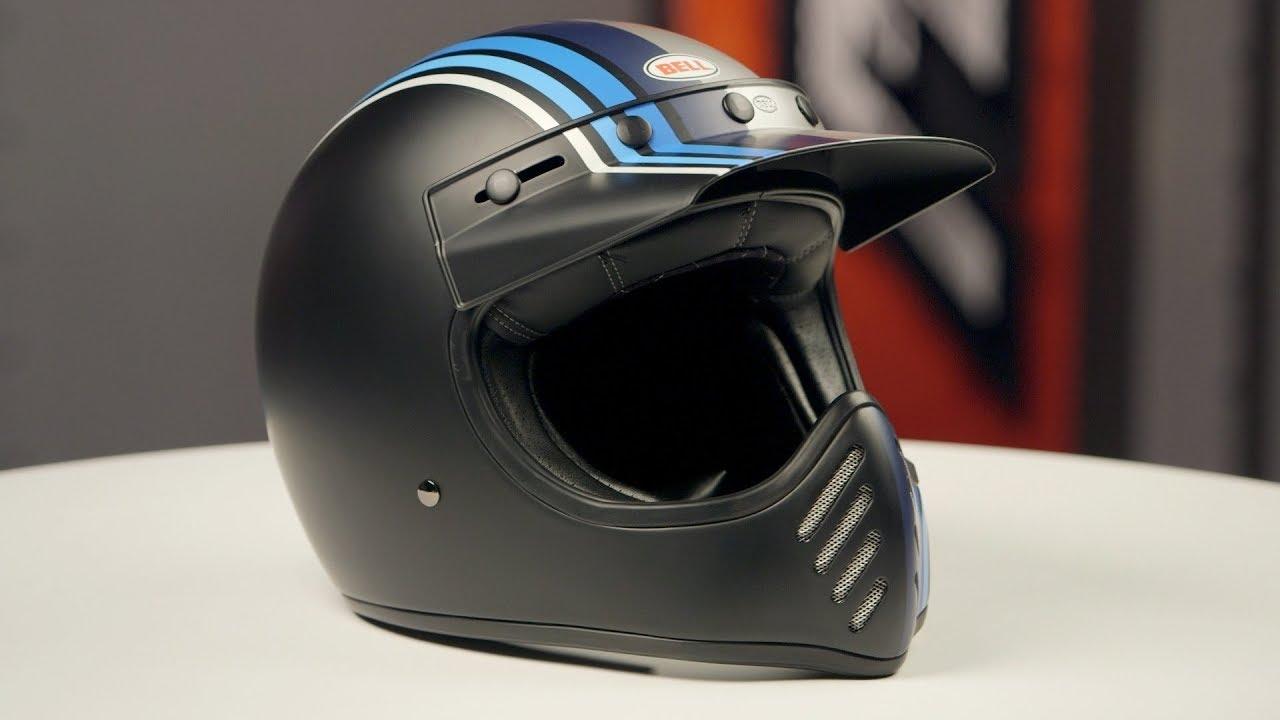 Bell Moto 3 >> Bell Moto 3 Stripes Helmet Review At Revzilla Com