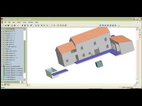 building a house in France - Aveyron